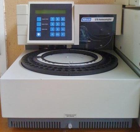 Alltech HPLC 570 autosampler