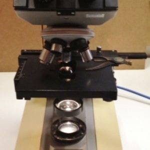 Olympus BH microscope