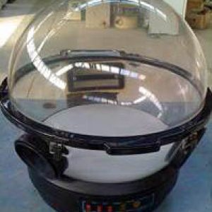 Safetech Fume Bubble incubator