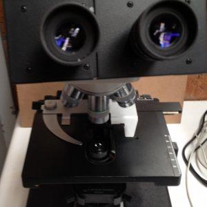 Leitz Laborlus S microscope