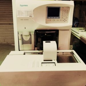 Sysmex XE5000 analyser