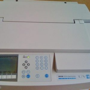Unicam UV/Vis spectrophotometer