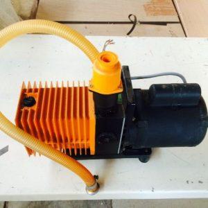 Elnor vacuum pump