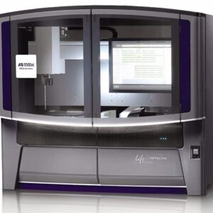 Full front view of an ABI SOLiD 5500XL DNA sequencer
